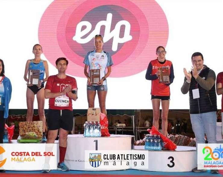 Victoria para Janine Lima en la Media Maratón de Granada