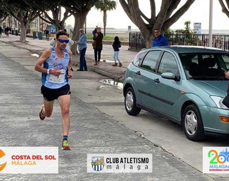Dani Pérez vence en la Carrera Popular de El Palo