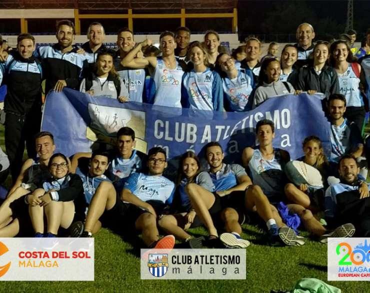 Chicas 4ª y chicos 5º en el Cto. de Andalucía Absoluto de Andújar
