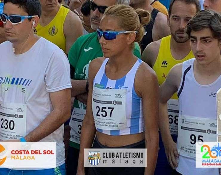 Victoria para Janine Lima y segunda posición para Alejandro Cañas en la XII Carrera Multicultural de la Cruz del Humilladero