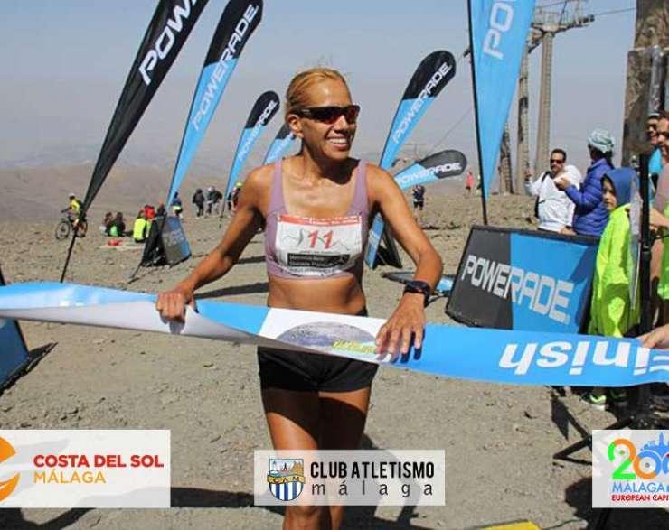 Janine Lima vence en la 35 Subida Internacional Pico del Veleta