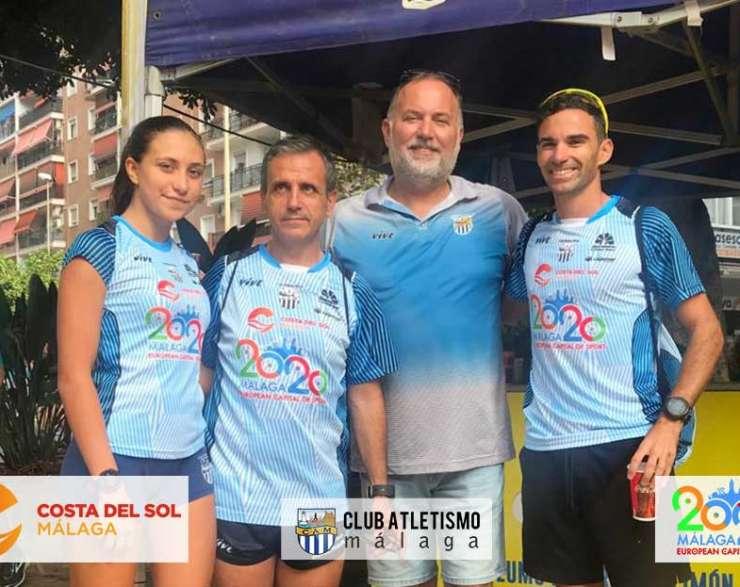 Dani Pérez 2º y Rubén Espejo 3º en la Carrera El Torcal – La Paz