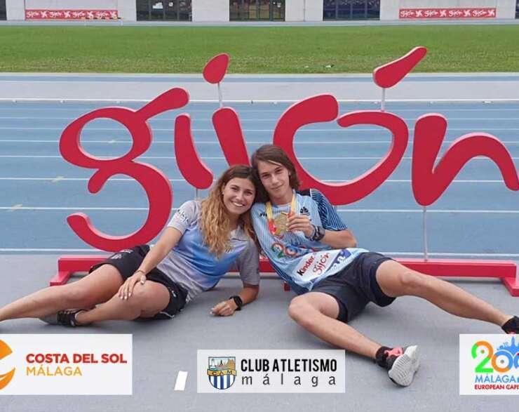 Entrevista con Iván Gálvez: «Espero poder seguir consiguiendo objetivos; pero ante todo, seguir disfrutando de practicar atletismo»