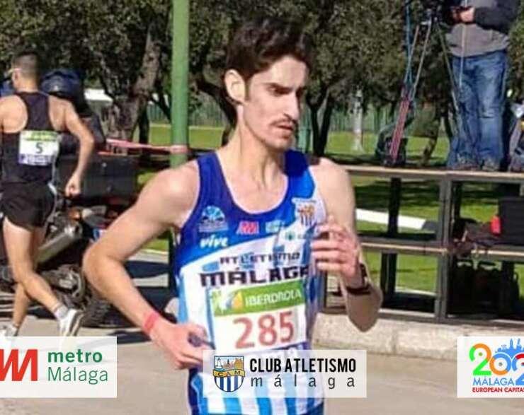 Alejandro Bañasco 10º sub20 en el Cto. de España de Marcha en Ruta