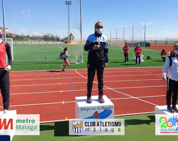 Muy buenos resultados para el CAM en el Cto. de Andalucía de 5.000 y 10.000 en pista