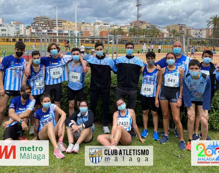 El CAM participa en el Cto. de Andalucía de Clubes sub20 el próximo sábado