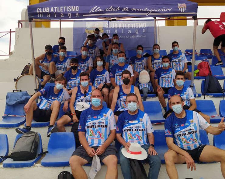 Chicos 7º y chicas 10ª en el Cto. de Andalucía Absoluto por equipos