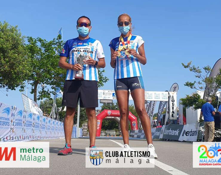 Janine Lima campeona de España absoluta y Máster W40 en 100 km