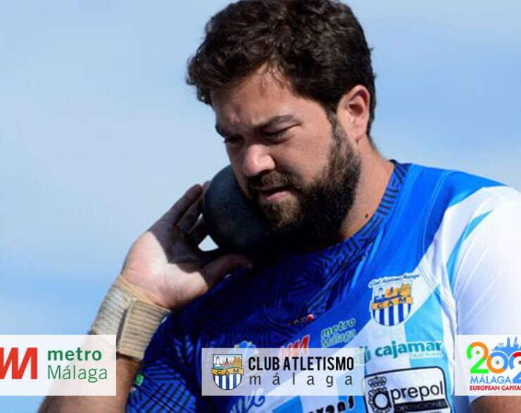 Borja Vivas se despide con una plata en el Campeonato de España