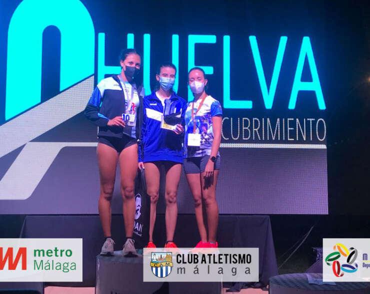 Julia Moreno Bautista segunda en los 10K de Huelva sub20